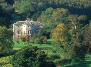 Sharpham house